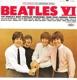 BEATLES-BEATLES VI -US VERSION-