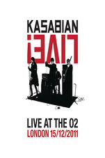 KASABIAN-LIVE AT THE O2 -DVD+CD-