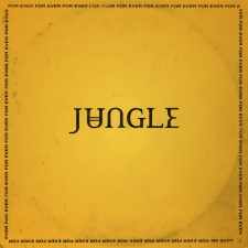 JUNGLE-FOR EVER -LTD/COLOURED-