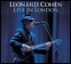 COHEN, LEONARD-LIVE IN LONDON
