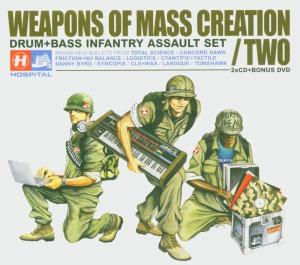 VARIOUS-WEAPONS OF.. -CD+DVD-