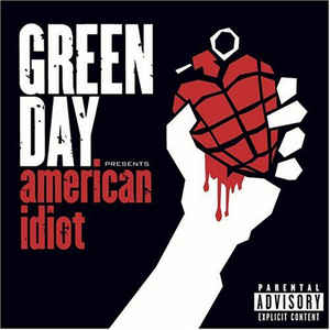 GREEN DAY-AMERICAN IDIOT