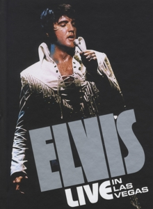 PRESLEY, ELVIS-LIVE IN LAS VEGAS