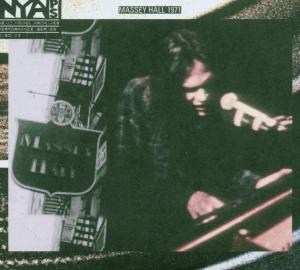 YOUNG, NEIL-LIVE AT MASSEY HALL + DVD