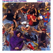 RED HOT CHILI PEPPERS-FREAKY STYLEY =3 BONUSTR=