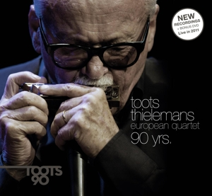 THIELEMANS, TOOTS -EUROPE-90 YEARS -CD+DVD-