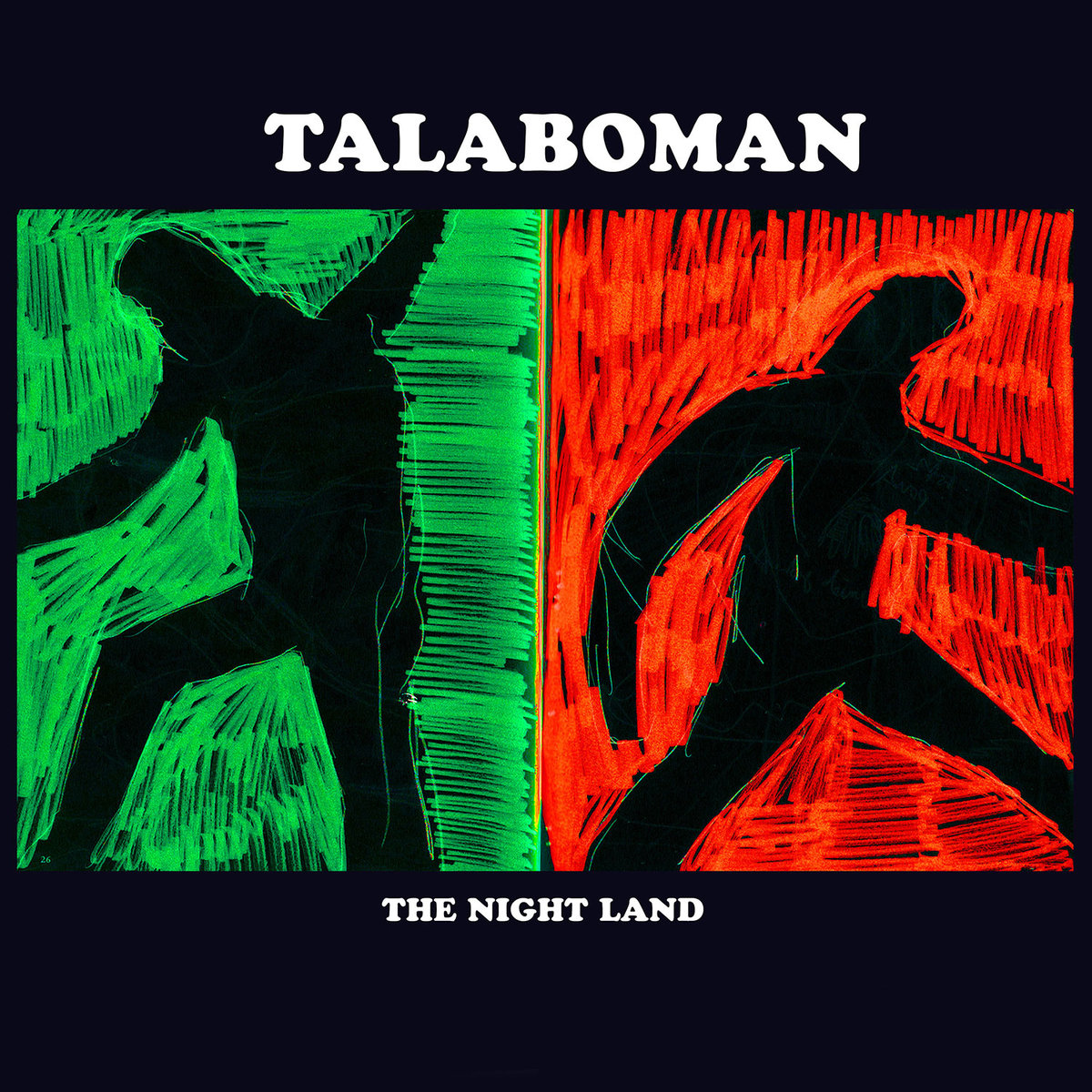 TALABOMAN (AXEL BOWMAN/JOHN TALABOT-THE NIGHT LAND
