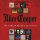 COOPER, ALICE-STUDIO ALBUMS 1969-1983