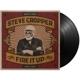 CROPPER, STEVE-FIRE IT UP -HQ/INSERT-