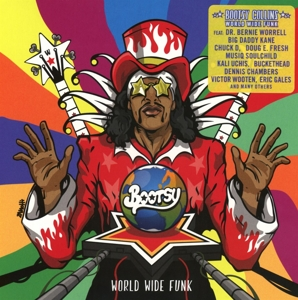 COLLINS, BOOTSY-WORLD WIDE FUNK-DIGISLEE-
