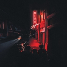 SHAUF, ANDY-THE NEON SKYLINE -COLOURED INDIE ...