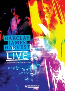 BARCLAY JAMES HARVEST-LIVE AT THE TOWN AND COUNTRY CLUB, RECORD