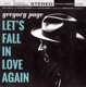 PAGE, GREGORY-LET'S FALL IN LOVE AGAIN