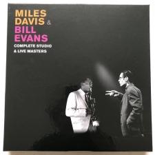 DAVIS, MILES & BILL EVANS-COMPLETE STUDIO &.....