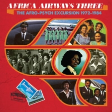 VARIOUS-AFRICA AIRWAYS THREE 1972-84