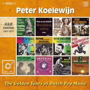 KOELEWIJN, PETER-GOLDEN YEARS OF DUTCH POP MUSIC
