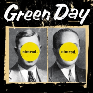 GREEN DAY-NIMROD -ETCHED-