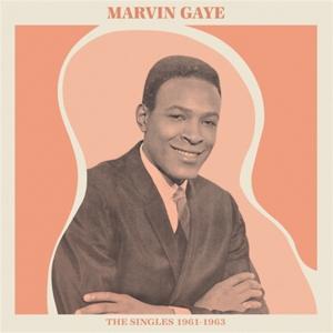 GAYE, MARVIN-SINGLES 1961-63