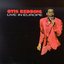 REDDING, OTIS-LIVE IN EUROPE -ANNIVERS-