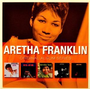 FRANKLIN, ARETHA-ORIGINAL ALBUM SERIES