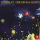 COLDPLAY-CHRISTMAS LIGHTS / BLUE VINYL -COLOURED-
