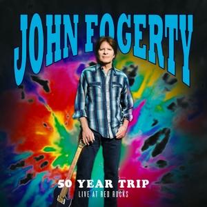 FOGERTY, JOHN-50 YEAR TRIP: RED ROCKS -LIVE-