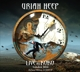URIAH HEEP-LIVE AT KOKO -CD+DVD-