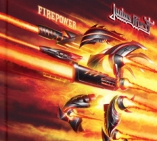 JUDAS PRIEST-FIREPOWER-LTD/COLOURED/HQ