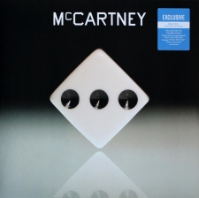 MCCARTNEY, PAUL-I I I -COLOURED/INDIE-