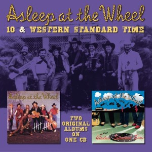 ASLEEP AT THE WHEEL-10/WESTERN STANDARD TIME