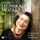 LEONSKAJA, ELISABETH-MOZART: COMPLETE PIANO S...