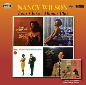 WILSON, NANCY-FOUR CLASSIC ALBUMS PLUS -BOX SET-
