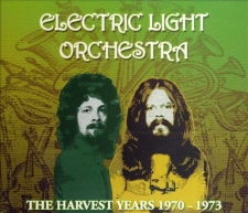 ELECTRIC LIGHT ORCHESTRA-HARVEST YEARS 1970-1973