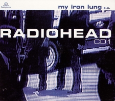 RADIOHEAD-MY IRON LUNG