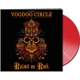 VOODOO CIRCLE-RAISED ON ROCK -COLOURED-