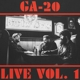 GA-20-LIVE VOL.1 -COLOURED-