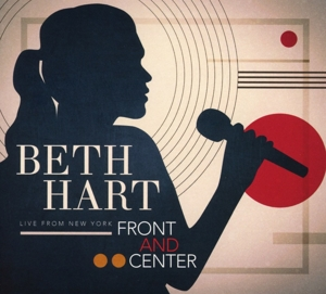 HART, BETH-FRONT AND CENTER -CD+DVD-CENTER:LIVE FROM NEW YORK