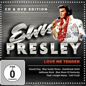 PRESLEY, ELVIS-LOVE ME TENDER -CD+DVD-