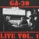 GA-20-LIVE VOL.1