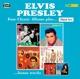 PRESLEY, ELVIS-FOUR CLASSIC ALBUMS PLUS -BOX SET-