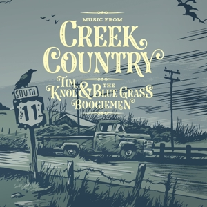 "KNOL, TIM & BLUE GRASS BO-MUSIC FROM CREEK COUNTRY -10""-"
