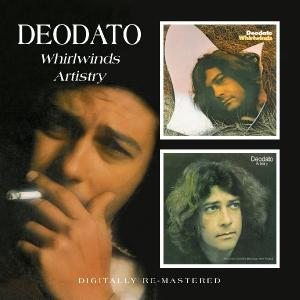 DEODATO-WHIRLWINDS/ARTISTRY