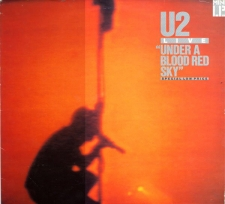 U2-UNDER A BLOOD RED SKY