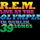 R.E.M.-LIVE AT THE OLYMPIA -CD+DVD-