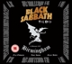 BLACK SABBATH-END (LIVE F/T ARENA)/ THE ANGELIC SESSIONS -CD+DV