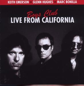 EMERSON, KEITH & GLENN HU-BOYS CLUB LIVE FROM CALIFORNIA