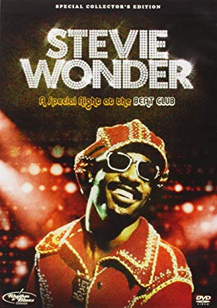WONDER, STEVIE-SPECIAL NIGHT AT THE CLUB