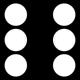 BROWN, APOLLO & GUILTY SI-DICE GAME -TRANSPAR...