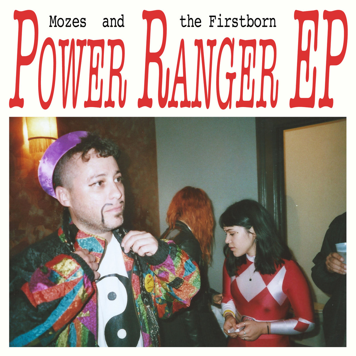 MOZES AND THE FIRSTBORN-POWER RANGER -EP/LTD-