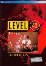 LEVEL 42-TURN IT ON